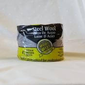 Woodworkers Steel Wool - Pros Best 1 lb. - Medium #1