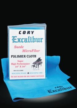 Polish & Cleaning Accessories - Excalibur Microfiber Polishing Cloth