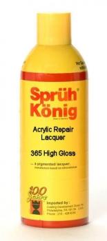 Acrylic Repair Lacquer - High Gloss
