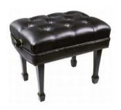 Artist Piano Bench - Standard