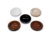Caster Cups - Hardwood - Large