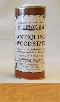Antiquing Wood Stain - Golden Oak