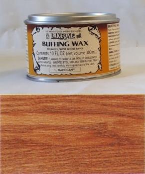 Buffing Wax - Can - Mahogany
