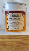 Buffing Wax - Drum - Dark Oak