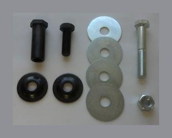 Buffing Wheels - Polisher Wheel Adapter