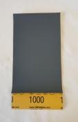 Hand Sandpaper - 3M Wet/Dry Sandpaper - 1000 grit