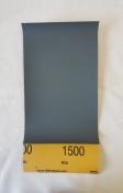 Hand Sandpaper - 3M Wet/Dry Sandpaper - 1500 grit