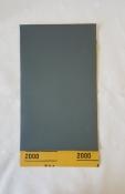 Hand Sandpaper - 3M Wet/Dry Sandpaper - 2000 grit